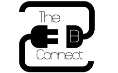 The B Connect logo